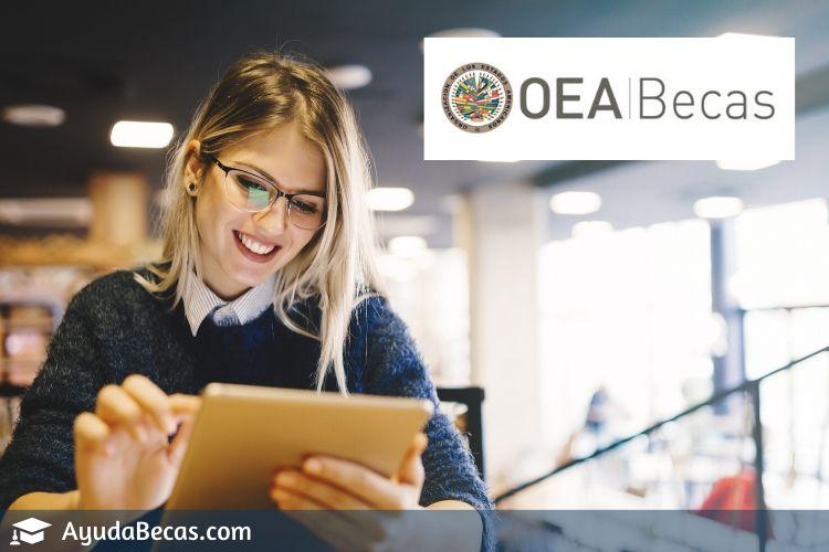 Becas OEA - registro