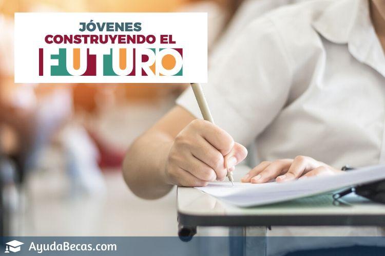 Jóvenes construyendo el futuro registro