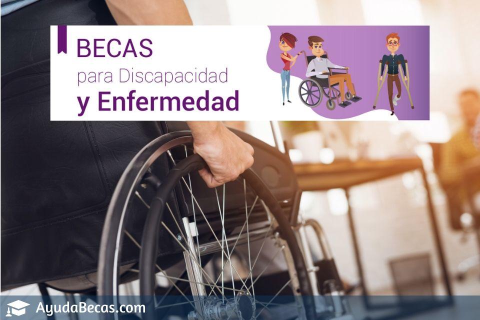 Becas para discapacitados