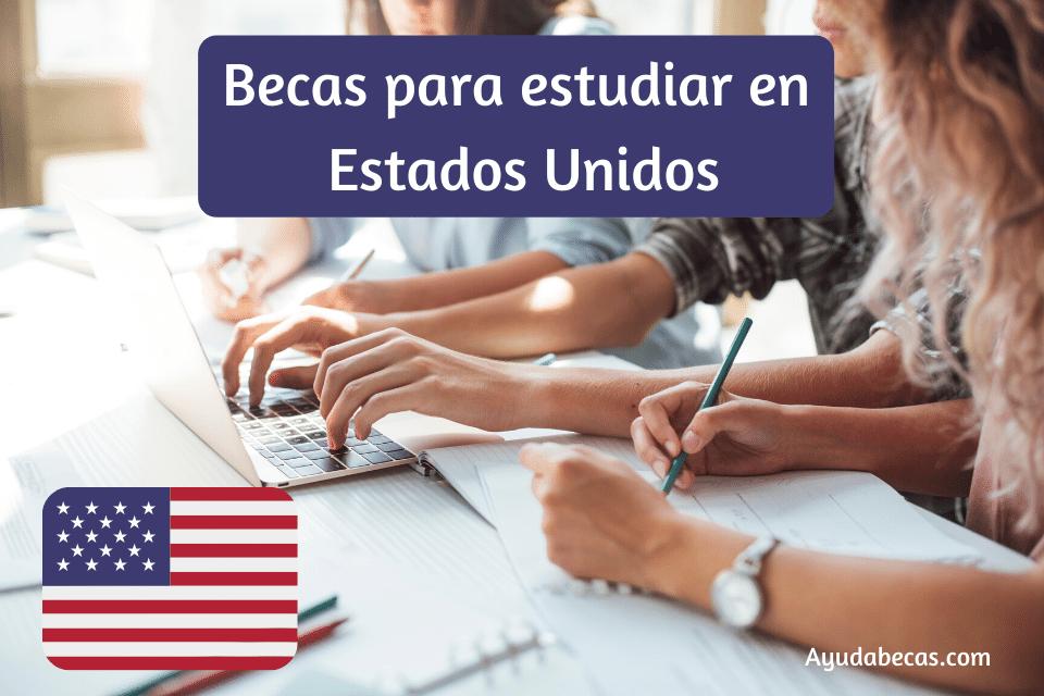 becas para estudiar inglés en estados unidos